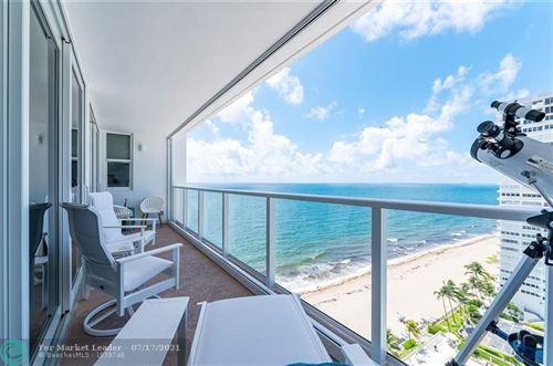 Photo of 4300 N Ocean Blvd. #17N, Fort Lauderdale, FL 33308 (MLS # F10293266)