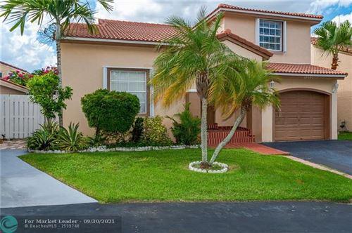 Photo of 12691 NW 13 Street, Sunrise, FL 33323 (MLS # F10302266)