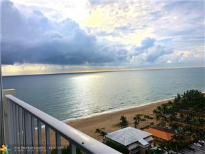 Photo of 111 Briny Ave #2106, Pompano Beach, FL 33062 (MLS # F10203267)