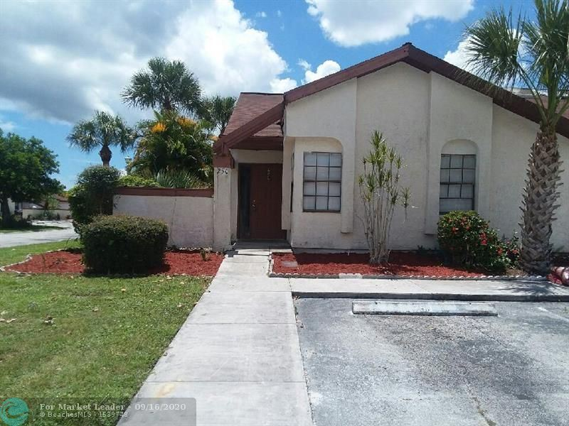 250 SW STERRET CIRCLE, Port Saint Lucie, FL 34953 - #: F10249267
