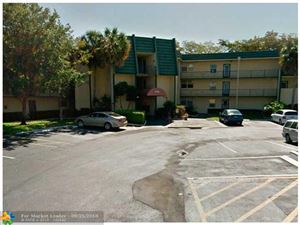 Photo of 9080 Lime Bay Blvd #106, Tamarac, FL 33321 (MLS # F10142269)