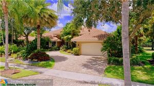 Tiny photo for 475 Sabal Way, Weston, FL 33326 (MLS # F10176269)