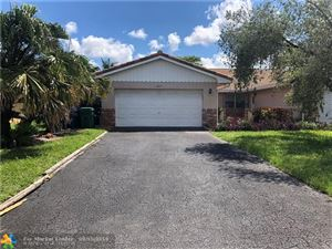 Photo of 2977 NW 103rd Ln, Coral Springs, FL 33065 (MLS # F10193269)