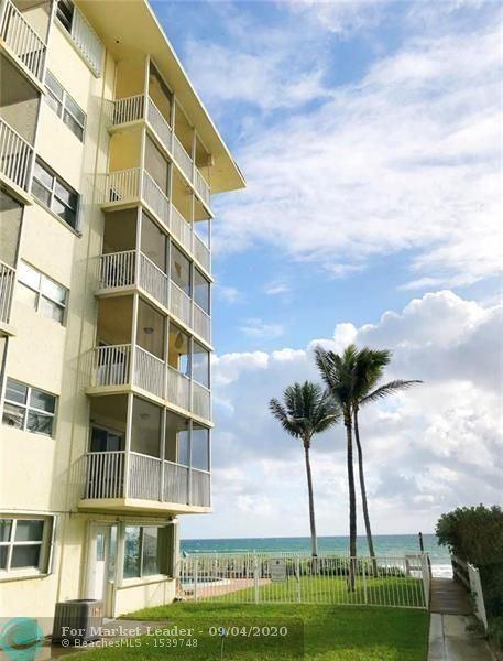 1161 Hillsboro Mile #204, Hillsboro Beach, FL 33062 - #: F10243270