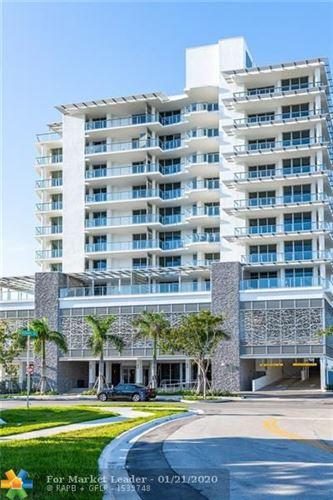 Photo of 435 Bayshore Dr #804, Fort Lauderdale, FL 33304 (MLS # F10212271)