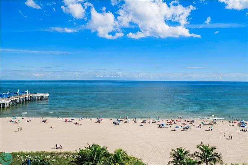133 N Pompano Beach Blvd #1108, Pompano Beach, FL 33062 - MLS#: F10223271