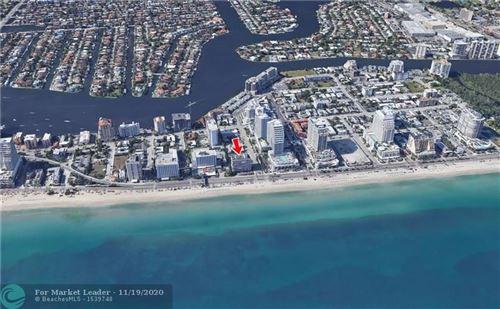 Photo of 345 N Fort Lauderdale Beach Blvd #601, Fort Lauderdale, FL 33304 (MLS # F10259272)