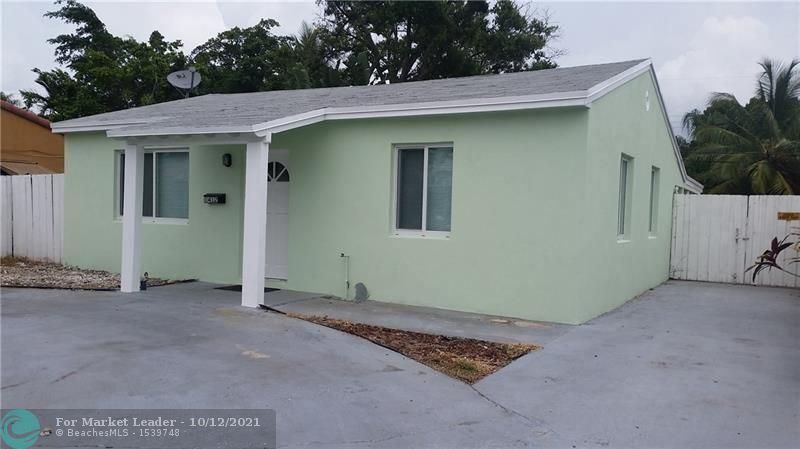 Photo of 1412 N Andrews Ave, Fort Lauderdale, FL 33311 (MLS # F10304272)