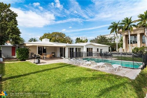Tiny photo for 500 RIVIERA DR, Fort Lauderdale, FL 33301 (MLS # F10216273)