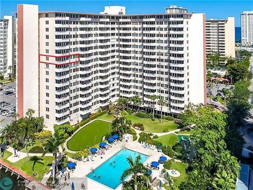Photo of 3233 NE 34th St #1022, Fort Lauderdale, FL 33308 (MLS # F10301273)