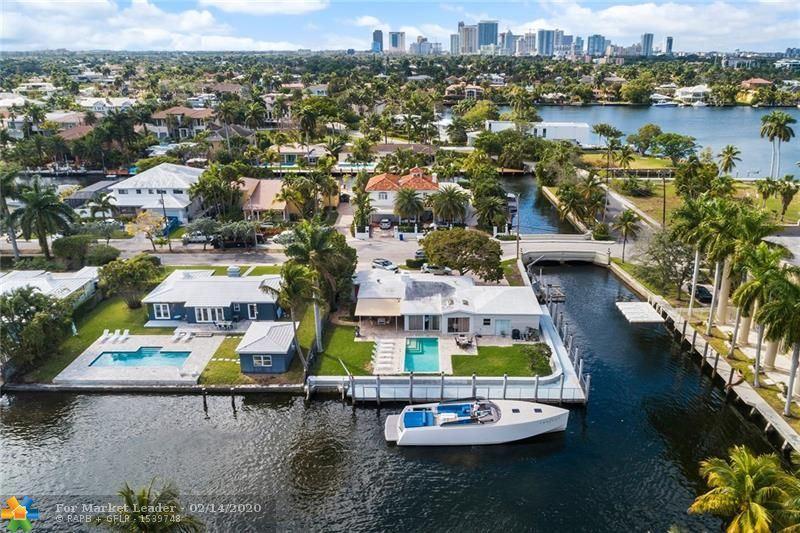 Photo of 500 RIVIERA DR, Fort Lauderdale, FL 33301 (MLS # F10216273)