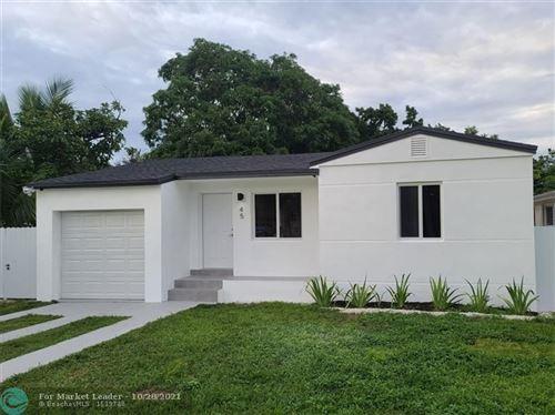 Photo of 45 NW 116th St, Miami, FL 33168 (MLS # F10306274)