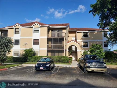 Foto de inmueble con direccion 5701 Riverside Dr #305 Coral Springs FL 33067 con MLS F10247275