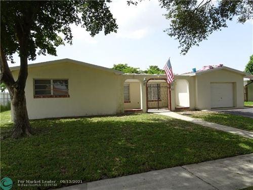 Photo of 1960 NW 85th Way, Pembroke Pines, FL 33024 (MLS # F10299275)