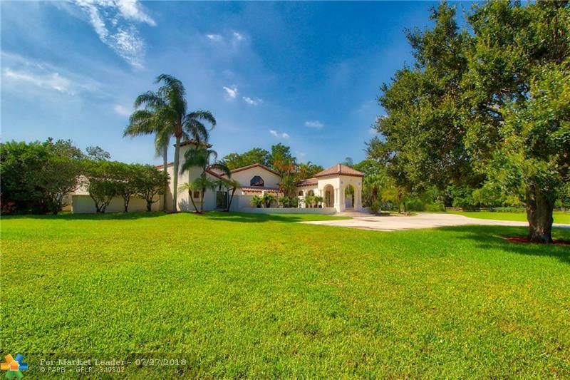 Photo for 9050 NW 68th Ct, Parkland, FL 33067 (MLS # F10074275)
