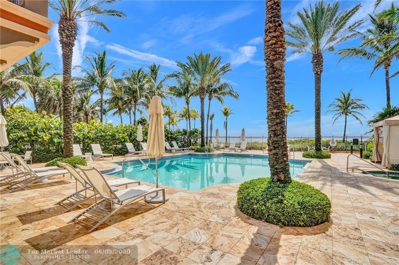 Photo of 4445 El Mar Dr #2210, Lauderdale By The Sea, FL 33308 (MLS # F10232275)