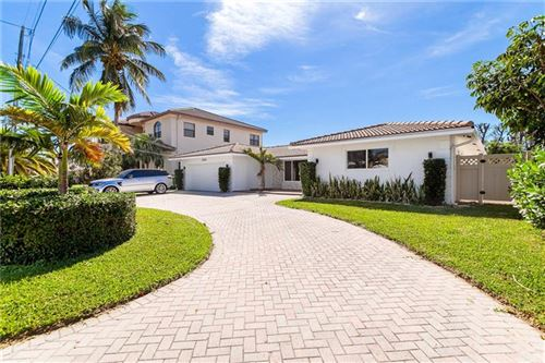 Photo of 2720 NE 56th Ct, Fort Lauderdale, FL 33308 (MLS # F10274276)