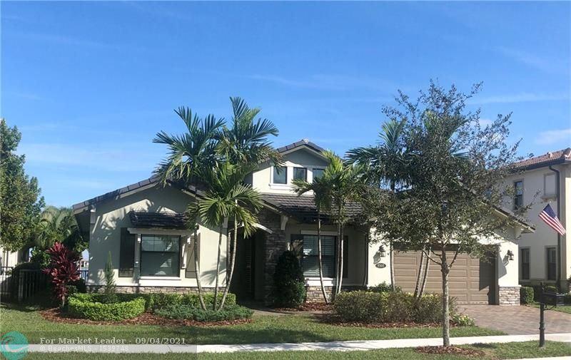 8500 Watercrest Circle West, Parkland, FL 33076 - #: F10291276