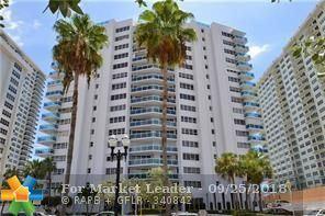 Photo of 3430 Galt Ocean Dr #1005, Fort Lauderdale, FL 33308 (MLS # F10142277)
