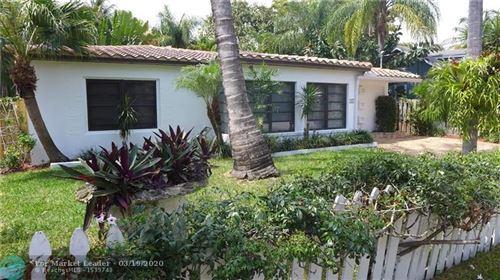Photo of 721 NE 17th Rd, Fort Lauderdale, FL 33304 (MLS # F10222277)