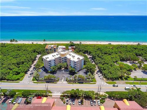Photo of 4201 N Ocean Dr #505, Hollywood, FL 33019 (MLS # F10280277)