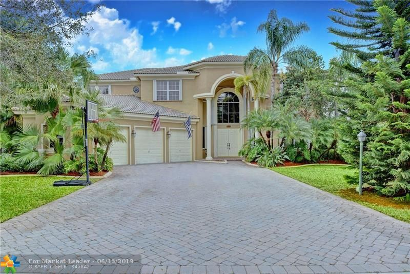 Photo for 6820 NW 101st Ter, Parkland, FL 33076 (MLS # F10160277)