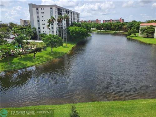 Photo of 2232 N Cypress Bend Dr #502, Pompano Beach, FL 33069 (MLS # F10232278)