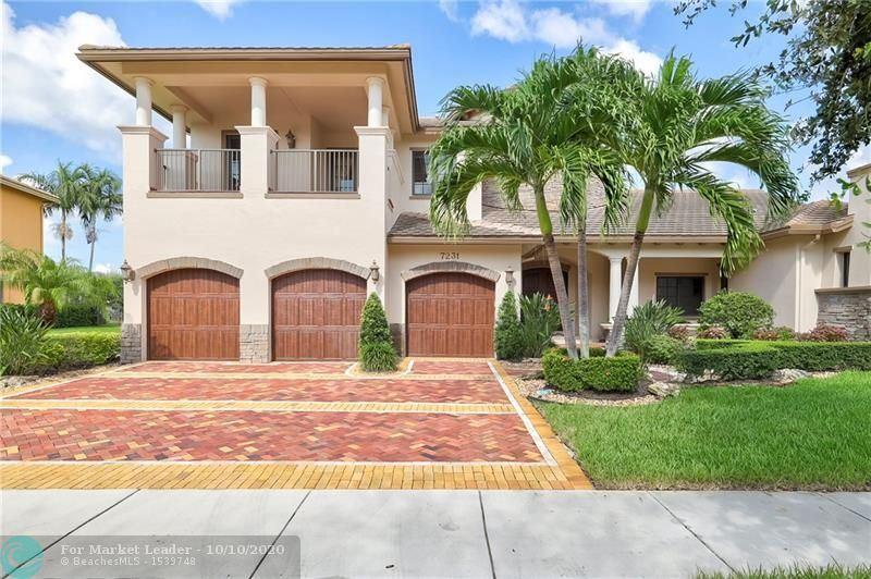 Photo of 7231 Lemon Grass Dr, Parkland, FL 33076 (MLS # F10253279)