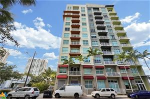 Tiny photo for 313 NE 2nd St #1105, Fort Lauderdale, FL 33301 (MLS # F10183280)