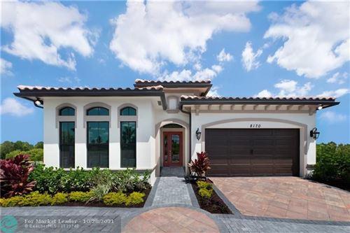 Photo of 7533 KNIGHT ST, Parkland, FL 33067 (MLS # F10306282)