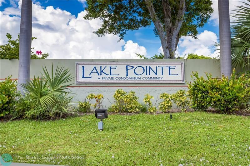 213 Lake Pointe Dr #114, Oakland Park, FL 33309 - #: F10251282