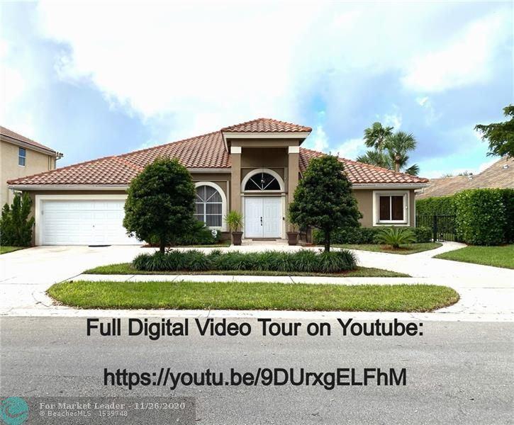 Photo of 7545 NW 75th Drive, Parkland, FL 33067 (MLS # F10260282)