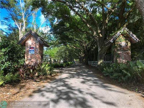 Photo of Listing MLS f10223283 in 5700 HANCOCK ROAD Southwest Ranches FL 33330