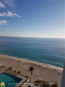 Photo of 4250 Galt Ocean Dr #14R, Fort Lauderdale, FL 33308 (MLS # F10116284)