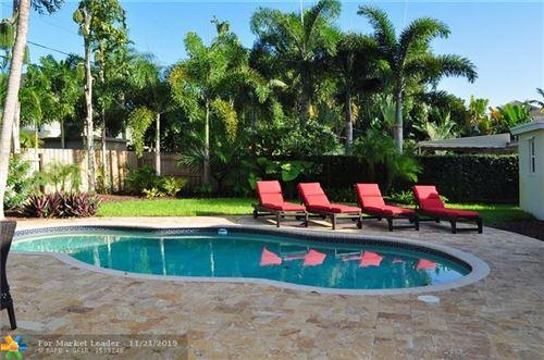 Photo of 1538 NE 17 AV, Fort Lauderdale, FL 33304 (MLS # F10204284)