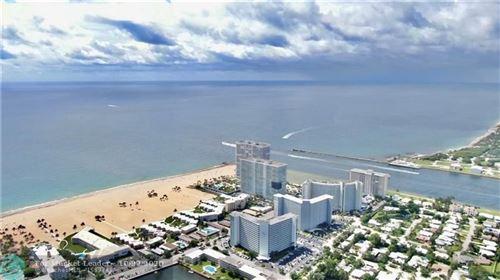 Photo of 1900 S Ocean Dr #911, Fort Lauderdale, FL 33316 (MLS # F10254284)