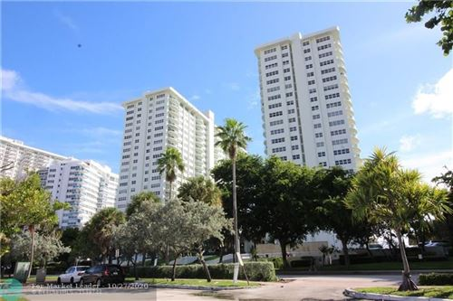 Photo of 3410 Galt Ocean Dr #710N, Fort Lauderdale, FL 33308 (MLS # F10254285)