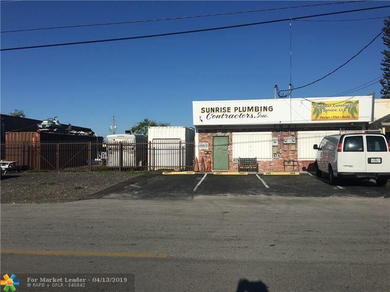 Photo of 4857-4859 NE 12th Avenue, Oakland Park, FL 33334 (MLS # F10171285)