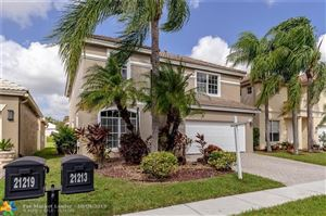 Photo of 21213 Via Fiore, Boca Raton, FL 33433 (MLS # F10191286)