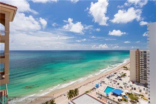 Photo of 2080 S Ocean Dr #MPH09, Hallandale, FL 33009 (MLS # F10240286)