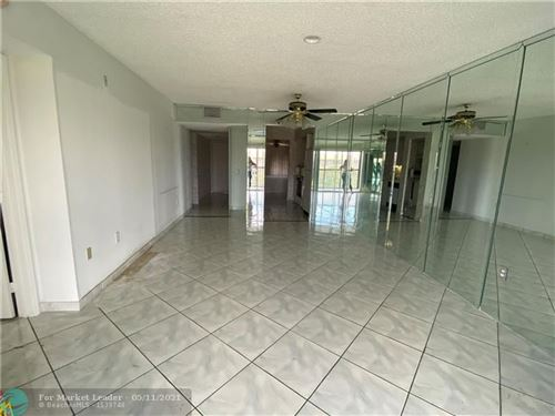 Photo of 12750 SW 15th St #403D, Pembroke Pines, FL 33027 (MLS # F10283286)