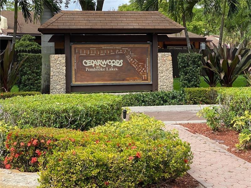 10281 Oleander Ct #10281, Pembroke Pines, FL 33026 - MLS#: F10276286