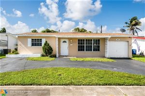 Photo of 8520 NW 26th St, Sunrise, FL 33322 (MLS # F10185288)