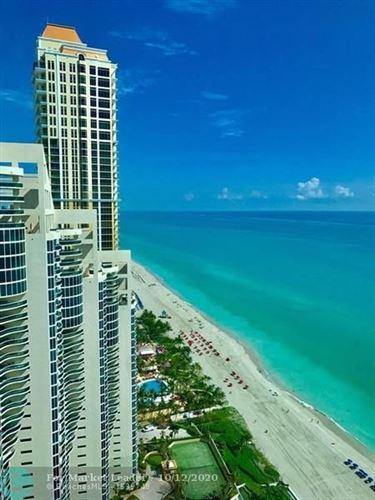 Photo of 17475 Collins Ave #2901, Sunny Isles Beach, FL 33160 (MLS # F10253288)