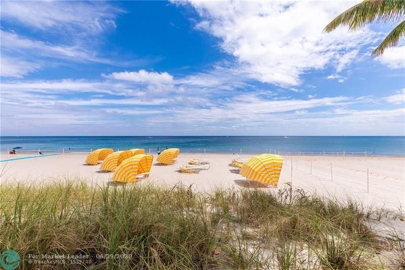 Photo of 4010 Galt Ocean Dr #1612, Fort Lauderdale, FL 33308 (MLS # F10221288)
