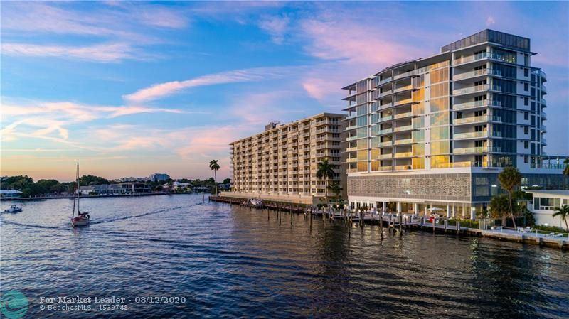 Photo of 435 Bayshore Drive #602, Fort Lauderdale, FL 33304 (MLS # F10243288)