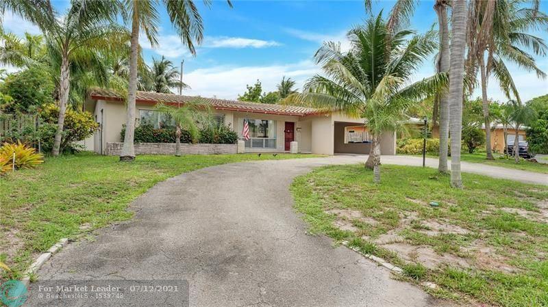 Photo of 2050 NE 55th St, Fort Lauderdale, FL 33308 (MLS # F10291288)