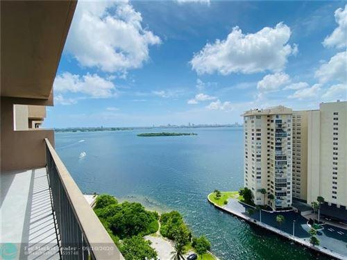 Photo of 1800 NE 114th St #2109, Miami, FL 33181 (MLS # F10234289)