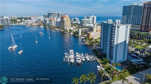 Photo of 77 S Birch Road #3B, Fort Lauderdale, FL 33316 (MLS # F10267289)