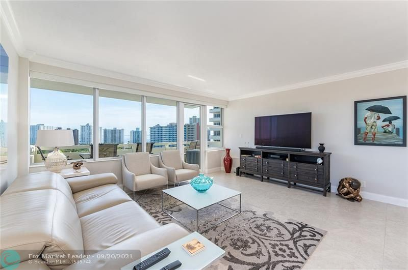 Photo of 3200 NE 36th St #1409, Fort Lauderdale, FL 33308 (MLS # F10301289)
